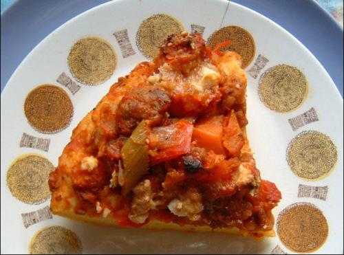 polenta casserole
