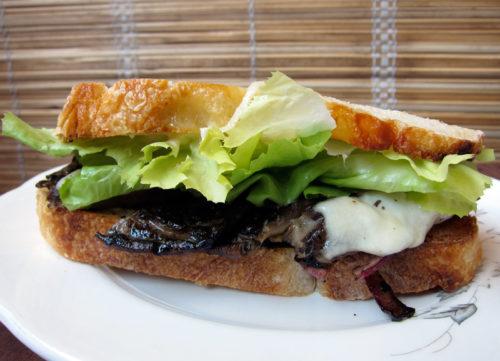 portabella sandwich