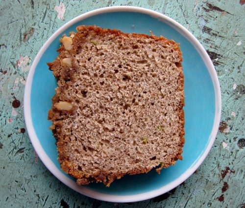 low fat cinnamon quick bread