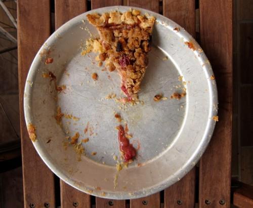 the last pie