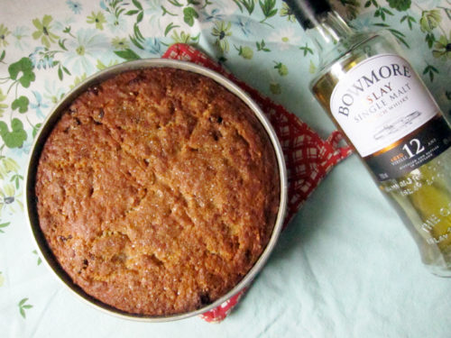 scotch oat cake