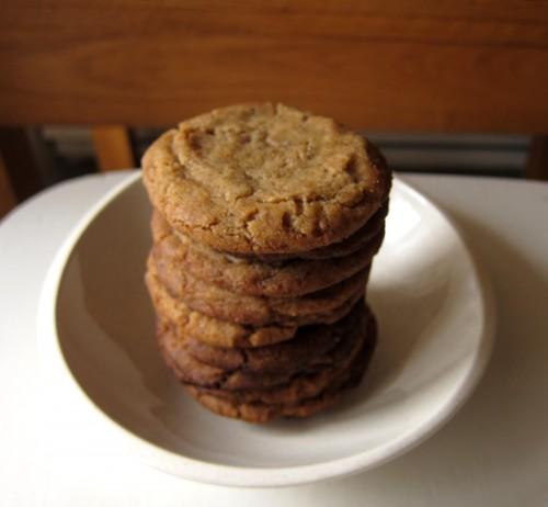 vegan garam masala cookies