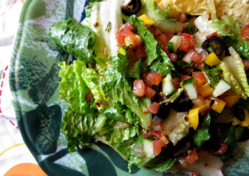 natcho salad