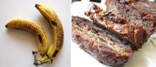 banana espresso chocolate chip bread