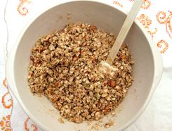 granola unbaked