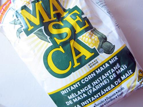 corn masa flour