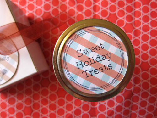 sweet holiday treats