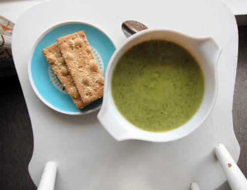 broccoli spinach soup | everybody likes sandwiches
