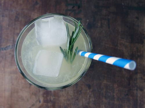 rosemary lemonade from everybody likes sandwiches