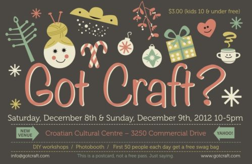 Got Craft December 2012