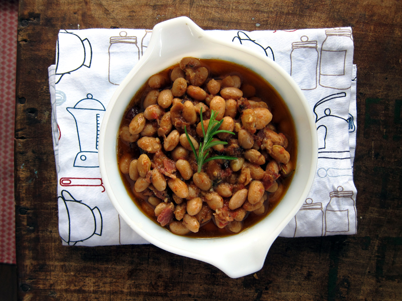 how to prepare fresh cranberry beans