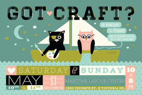 Got Craft? Vancouver May 2014