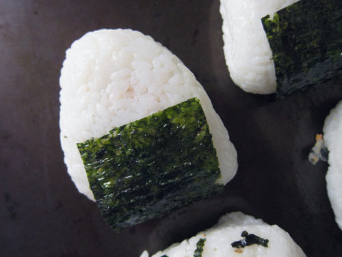 onigiri aka rice balls | everybody likes sandwiches