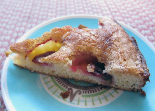 simple plum cake | everybody likes sandwiches