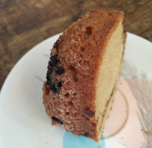 espresso & spice coffee cake | everybody likes sandwiches