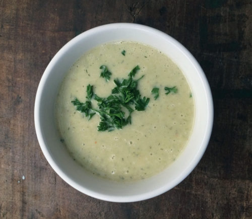 cream of celery soup | everybody likes sandwiches