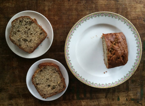 my favorite banana bread | everybody likes sandwiches